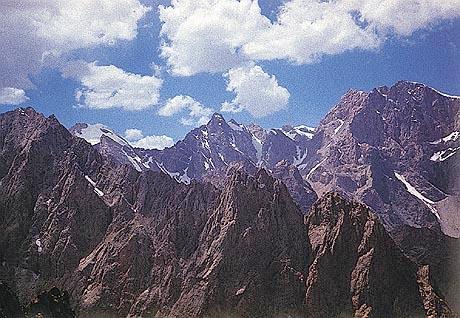 mäed aafrikas